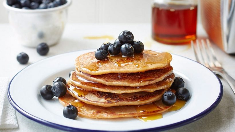 How to make banana pancakes without flour with only two ingredients