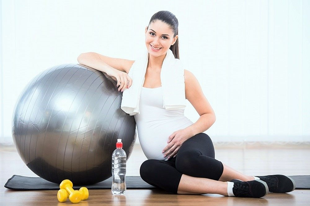 5 Exercises during pregnancy