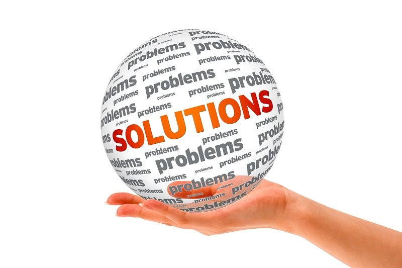 Offer solutions