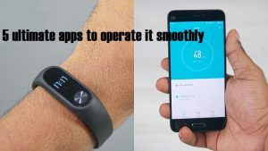 Mi band 2 apps guide