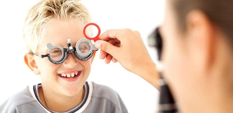 Can Children Wear Contact Lenses?