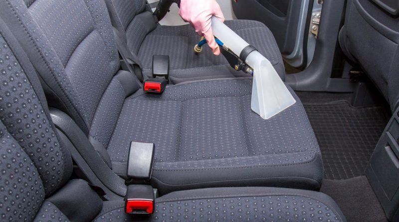 So clean the car seats