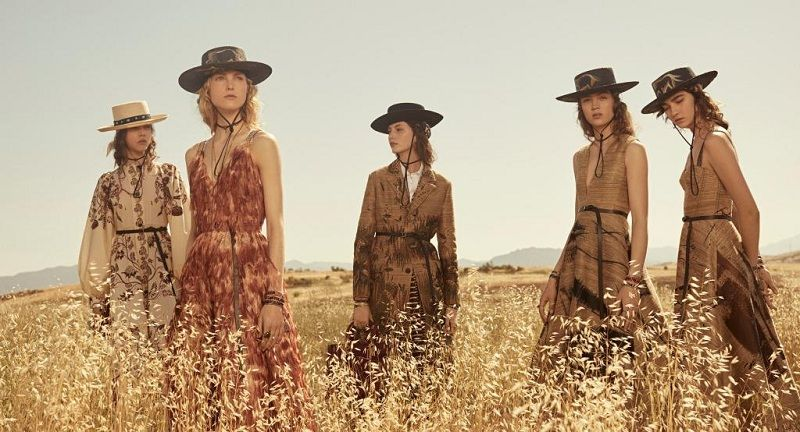 Cowboy Style In Women's Clothing