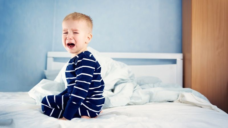 Fighting Night Tantrums In A Child