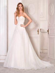 The cut of the wedding dress: which of these is the right one for you