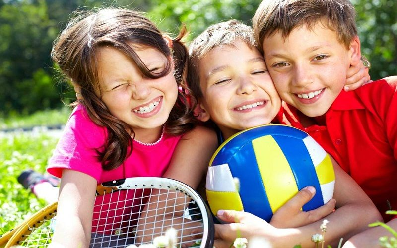 best sports for children