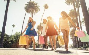 destination for shopping