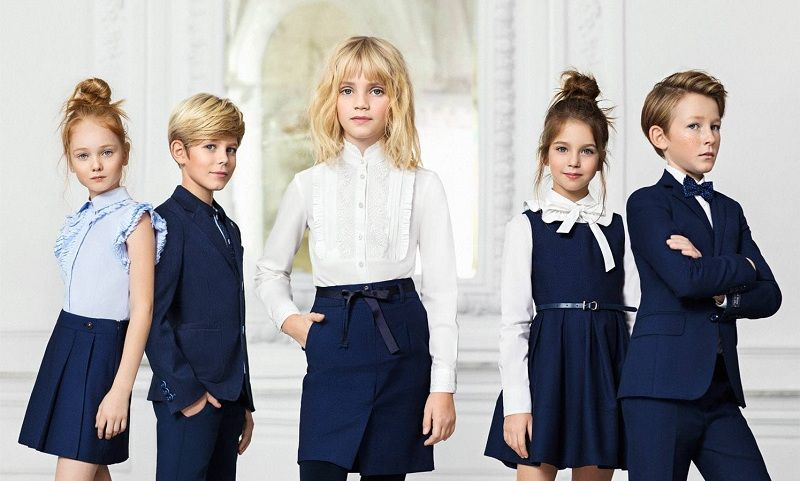 Fashionable School Uniform For Girls In 2019