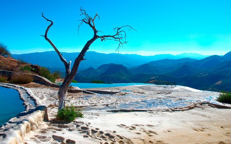 discover places in Oaxaca