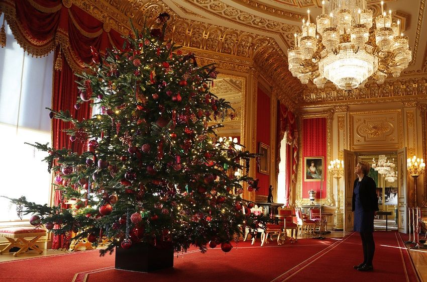 The Christmas traditions of the Swedish Royal Family