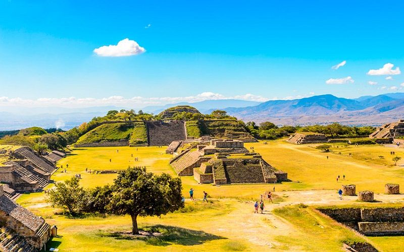the places in Oaxaca