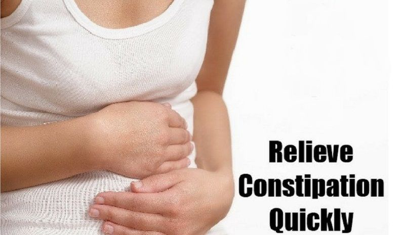 Take these foods to relieve constipation fast