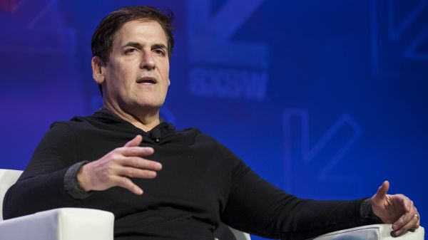 Mark cuban saying
