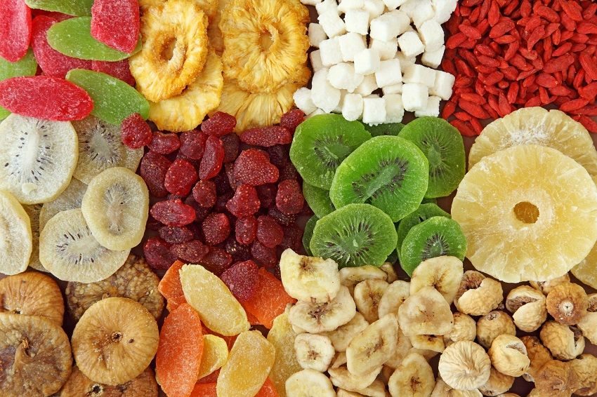 The benefits of dried fruit to prevent bad cholesterol