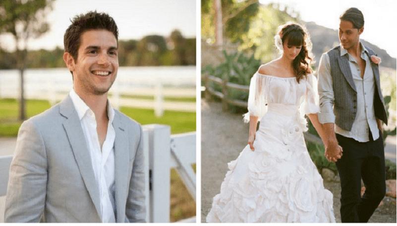 Modern groom suits