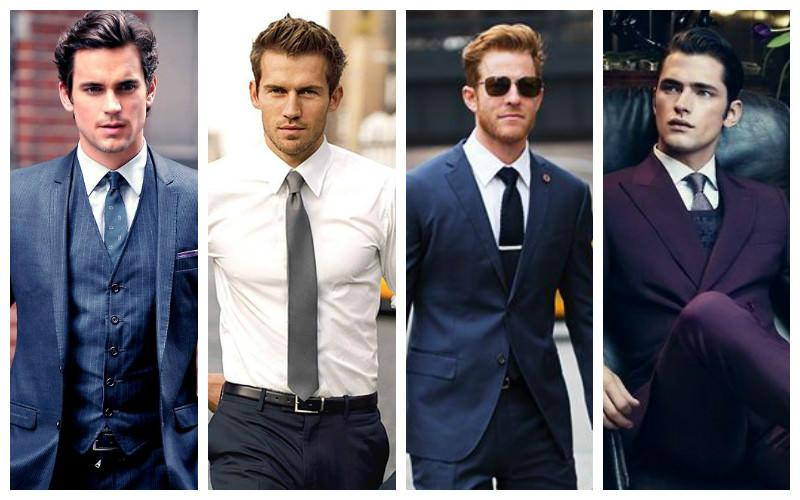 choose a suit for men
