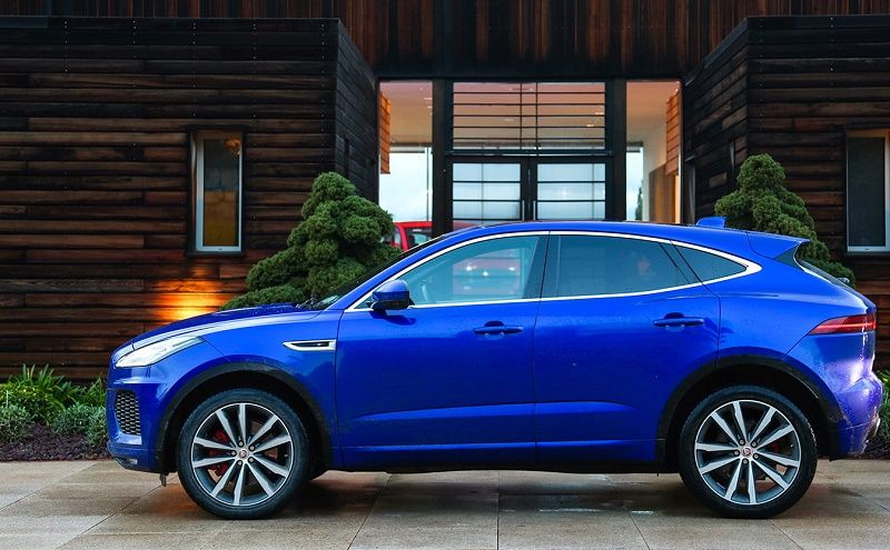 Jaguar e pace review