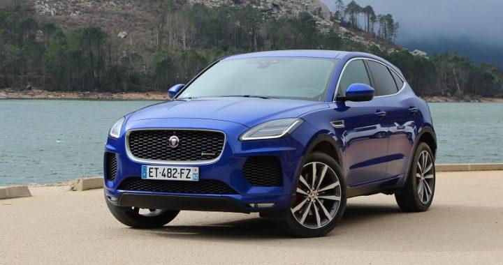 Jaguar e pace review
