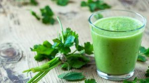 Parsley juice recipe