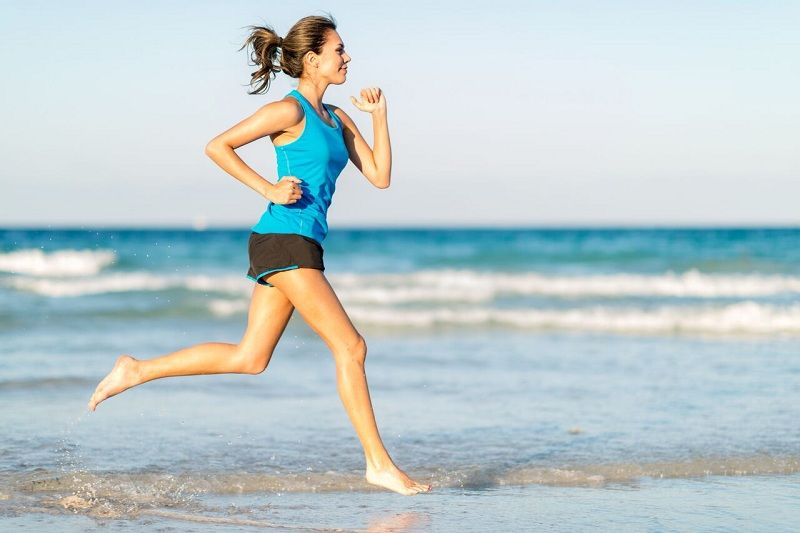Technique Of Running For Slimming