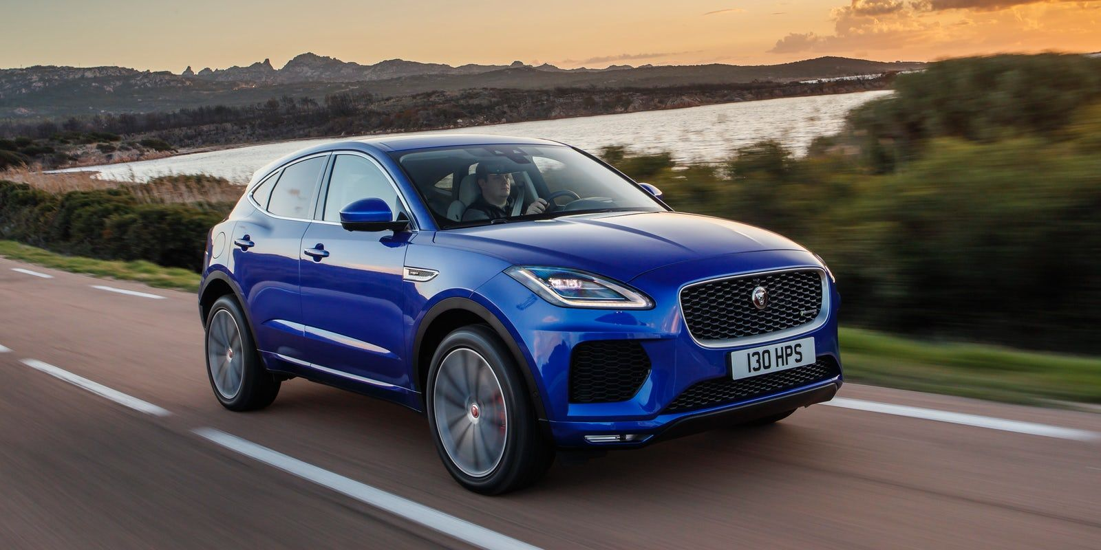 rivals of the Jaguar E-PACE