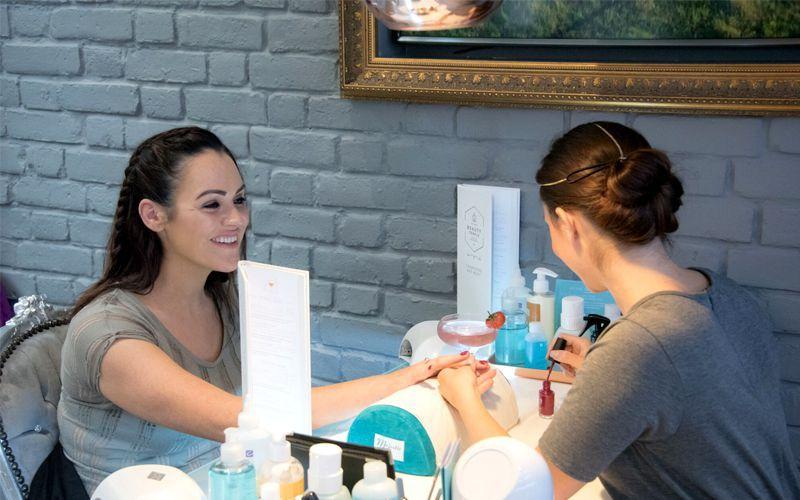 discover nail polish
