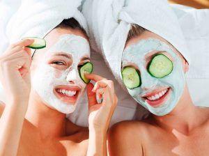 DIY face masks: natural beauty recipes