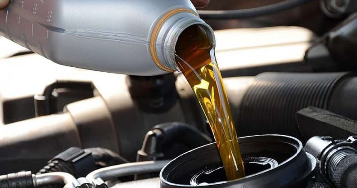 How to change the car oil