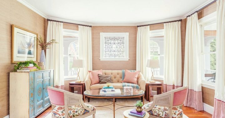 Pastel Shades In The Interior