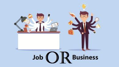 Job or Business