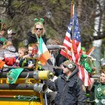 Savannah already has its St Patrick's Day plans in place for 2020