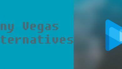 Sony Vegas Alternatives