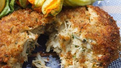 How to Bake Crab Cakes
