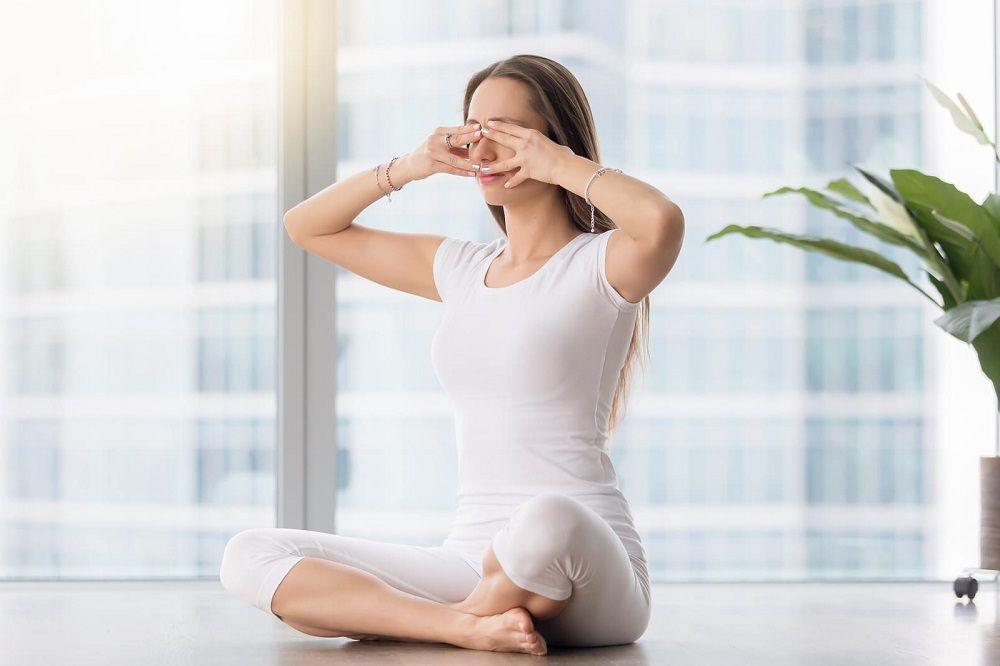 Yoga Gawking Eye