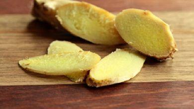 Ginger for heartburn
