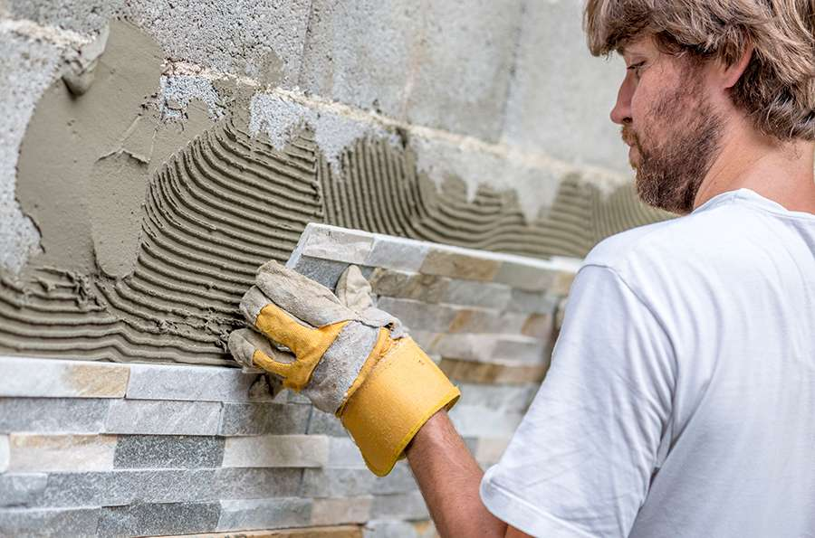 How to prepare the walls before tiling