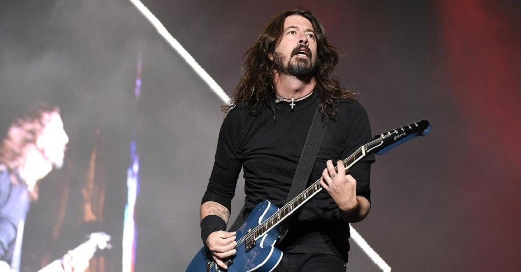 Dave Grohl Net Worth