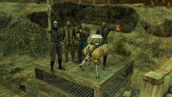 The fallout 76 respec